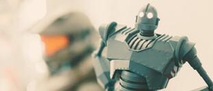 Roboter-Figur