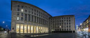 Sitz des BMF in Berlin