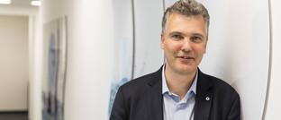 Herbert Schneidermann, Vorstandsvorsitzender der Versicherungsgruppe Die Bayerische