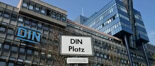 Sitz des Deutschen Instituts für Normung (DIN) in Berlin