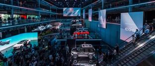 Mercedes-Benz Pre-Night am Vorabend der Automesse IAA