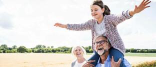 Besser sorglos in die Rente
