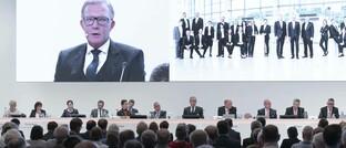 Jahreshauptversammlung einer Industrie-Holding in Köln (2019)