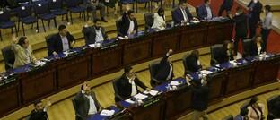 Abgeordnete in San Salvador stimmen für das Bitcoin-Gesetzt