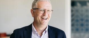 Peter Huber, neuer Versicherungschef von Wefox.