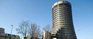 Standort der Bank für Internationalen Zahlungsausgleich in Basel