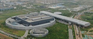 Der Standort von Taiwan Semiconductor in Nanjing