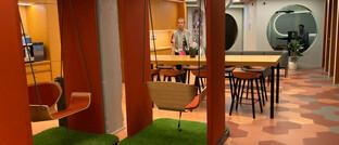 Büro mit Start-up-Atmosphäre in Tallinn