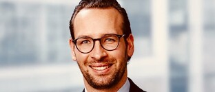 Florian Förster, ETF Sales Manager Wealth Management bei Invesco