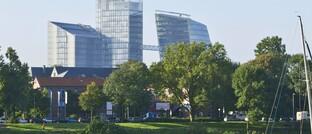 Das LVM-Gebäude