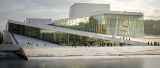 Das neue Opernhaus in Oslo ist ein Spiegel von Norwegens Wirtschaftskraft