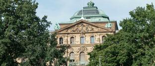 Bundesgerichtshof in Karlsruhe.