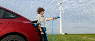 E-Auto, Windkraft und der Mensch