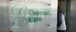 Greensill Bank in Bremen