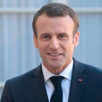 Emmanuel  Macron |