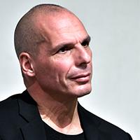 Yanis Varoufakis | Universität Athen
